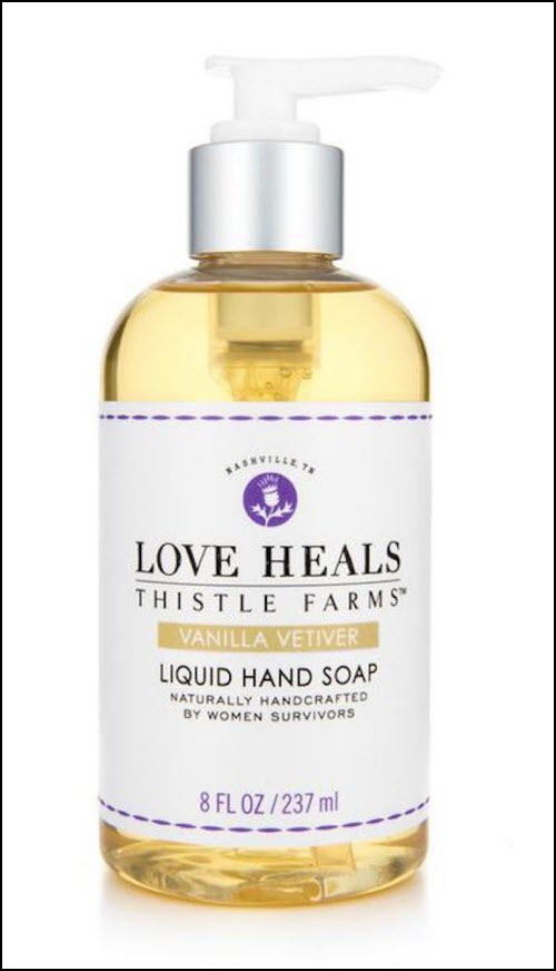Thistle Farms Liquid Hand Soap What's Cookin' Mercantile